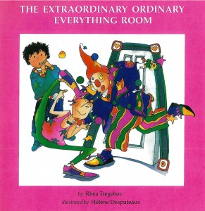 The Extraordinary Ordinary Everything Room