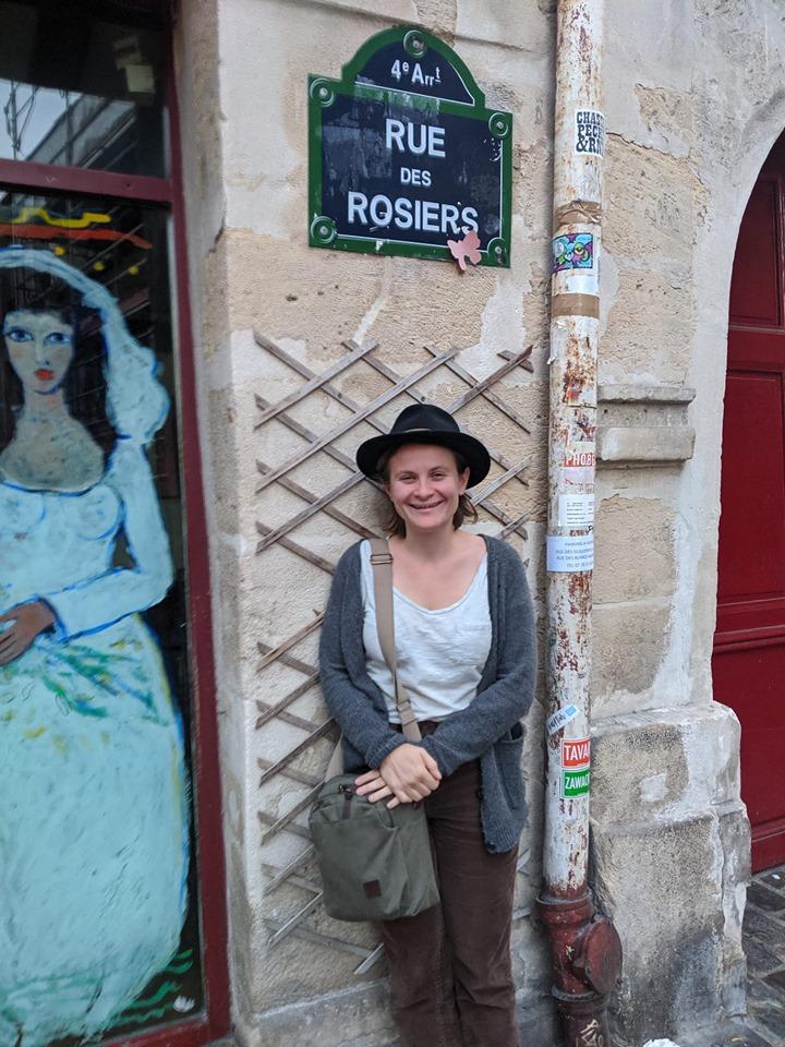 Rue des Rosiers readers